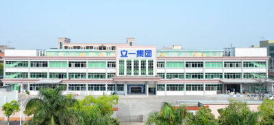 Dongguan Liyi Environmental Technology Co., Ltd. ligne de production en usine
