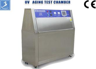 Chambre UV en acier automatique d'essai vieillissant, UVB standard accéléré survivant à l'appareil de contrôle