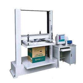 équipement vérificateur de pression de compression de carton de récipient de l'ordinateur 5T avec 1/250000 résolution